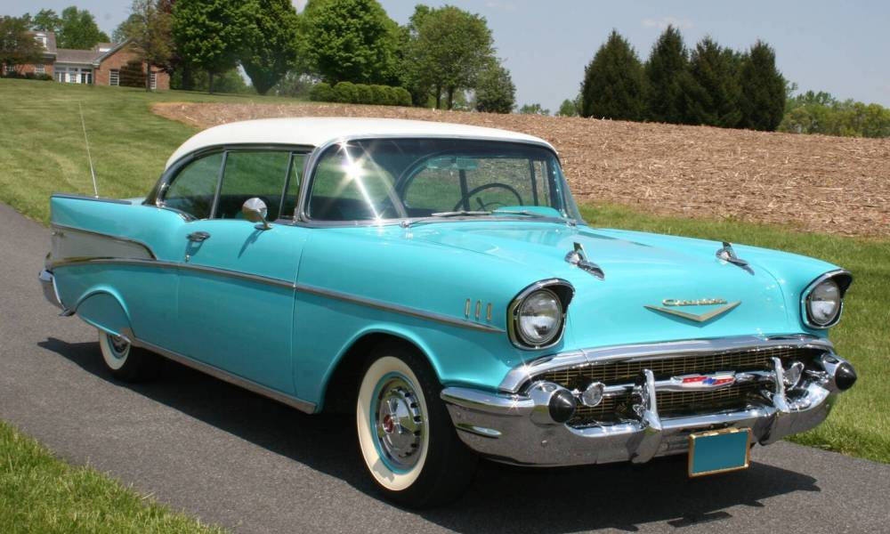 General Motors High-Performance Blog: The 1957 Chevy - Chevy\'s Most ...